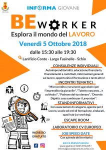 Be Worker 2018